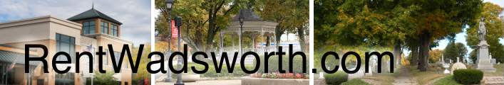 Rent Wadsworth over city photos